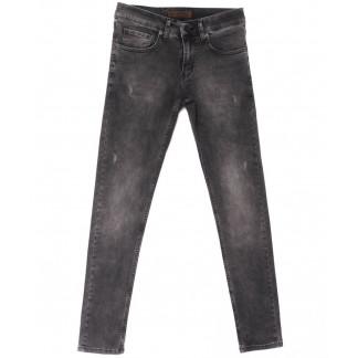 1722 Konica джинсы мужские молодежные серые весенние стрейчевые (28-34, 7 ед.) Konica: артикул 1104926
