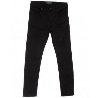 5670 Siyah Redman джинсы мужские полубатальные черные весенние стрейчевые (32-40, 6 ед.) REDMAN: артикул 1104931