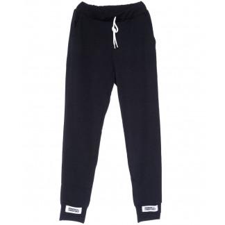 0209-42 темно-синие Exclusive брюки женские спортивные весенние стрейчевые (42-48,норма, 4 ед.) Exclusive: артикул 1104954