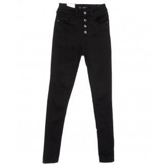 0501 Hepyek джинсы женские стильные черные весенние стрейчевые (26-31, 7 ед.) Hepyek: артикул 1105052