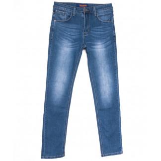 8029 Pobeda джинсы мужские синие весенние стрейчевые (29-38, 8 ед.) Pobeda Denim: артикул 1105091