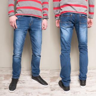 6287 Vigoocc джинсы мужские синие весенние стрейчевые (29-36, 7 ед.) Vigoocc: артикул 1105142