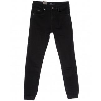 5005-А Vitions джинсы мужские на резинке черные весенние стрейчевые (29-38, 8 ед.) Vitions: артикул 1105279