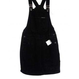 3319-5 Y Relucky сарафан джинсовый черный весенний котоновый (25-30, 6 ед.) Relucky: артикул 1105421