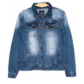 2233-3 D Relucky куртка джинсовая женская весенняя котоновая (S-3XL, 6 ед.) Relucky: артикул 1105425
