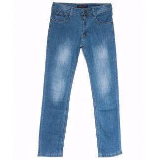 6007 Pobeda джинсы мужские синие весенние стрейчевые (29-38, 8 ед.) Pobeda: артикул 1105470
