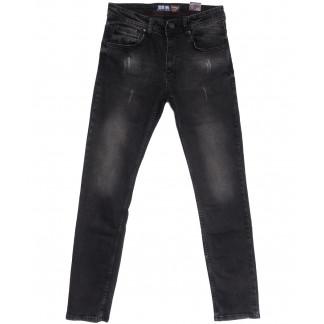 6674 Blue Nil джинсы мужские с царапками серые весенние стрейчевые (29-36, 8 ед.) Blue Nil: артикул 1105519