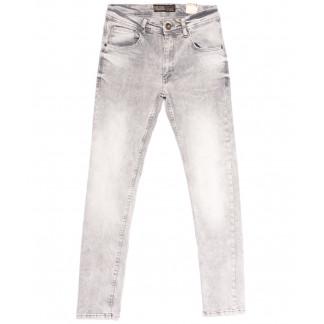 6697 Destry джинсы мужские серые весенние стрейчевые (29-36, 8 ед.) Destry: артикул 1105522