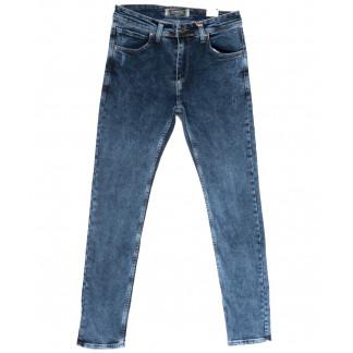 6730 Corcix джинсы мужские полубатальные синие весенние стрейчевые (32-40, 8 ед.) Corcix: артикул 1105530