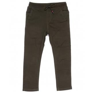 3001-T Vitions брюки на мальчика хаки весенние стрейчевые (4-14, 6 ед.) Vitions: артикул 1105556