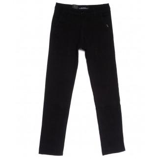 3025 LS брюки мужские молодежные черные весенние стрейчевые (29-38, 8 ед.) LS: артикул 1105558