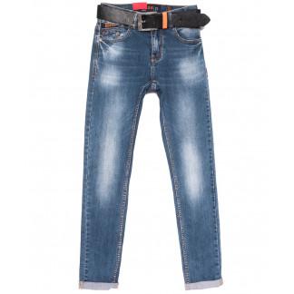 9611 Resalsa джинсы мужские молодежные синие весенние стрейчевые (27-33, 7 ед.) Resalsa: артикул 1105575