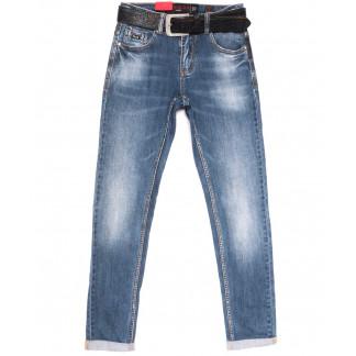 9610 Resalsa джинсы мужские молодежные синие весенние стрейчевые (27-33, 7 ед.) Resalsa: артикул 1105586