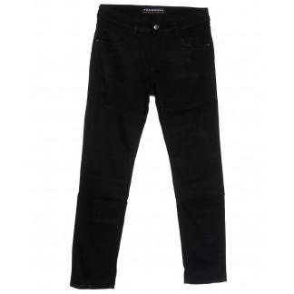 4037 Fangsida джинсы мужские черные весенние стрейчевые (31-38, 8 ед.) Fangsida: артикул 1105588