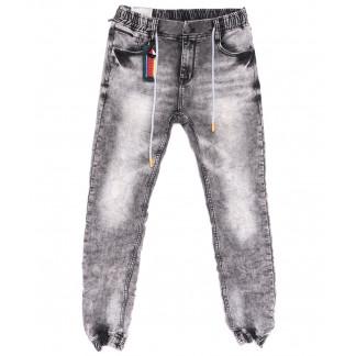 3937 Ritter джинсы мужские на резинке серые весенние стрейчевые (30-38, 7 ед.) Ritter: артикул 1105606