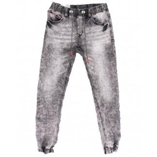 3933 Ritter джинсы мужские на резинке серые весенние стрейчевые (30-38, 7 ед.) Ritter: артикул 1105610