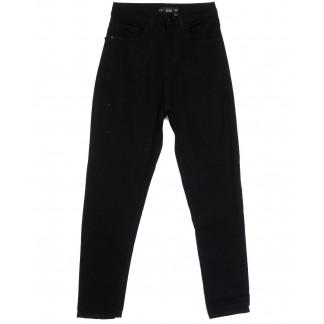 1161 Real Focus джинсы-баллон черные весенние коттоновые (26-30, 5 ед.) Real Focus: артикул 1105651
