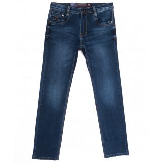 9326 Baron джинсы мужские полубатальные синие весенние стрейчевые (32-36, 8 ед.) Baron: артикул 1105686