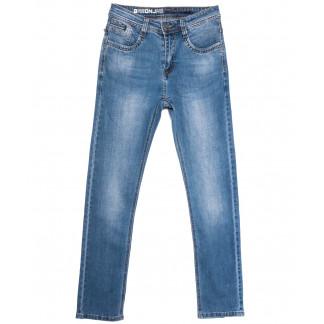 0501 Baron джинсы мужские синие весенние стрейчевые (29-38, 8 ед.) Baron: артикул 1105691