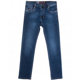 9346 Baron джинсы мужские полубатальные синие весенние стрейчевые (33-38, 8 ед.) Baron: артикул 1105699