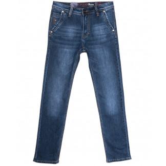 9312 Baron джинсы мужские синие весенние стрейчевые (30-38, 8 ед.) Baron: артикул 1105702