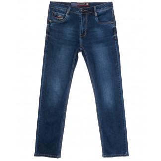 9343 Baron джинсы мужские батальные синие весенние стрейчевые (34-38, 8 ед.) Baron: артикул 1105704