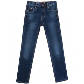 9332 Baron джинсы мужские синие весенние стрейчевые (29-38, 8 ед.) Baron: артикул 1105705