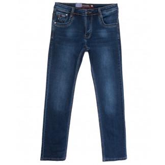 9338 Baron джинсы мужские полубатальные синие весенние стрейчевые (33-38, 8 ед.) Baron: артикул 1105706