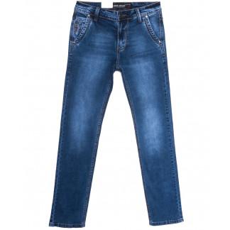 9369 Baron джинсы мужские синие весенние стрейчевые (29-38, 8 ед.) Baron: артикул 1105710