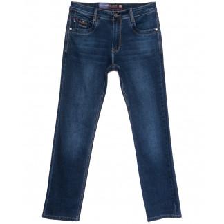 9333 Baron джинсы мужские полубатальные синие весенние стрейчевые (32-40, 8 ед.) Baron: артикул 1105711