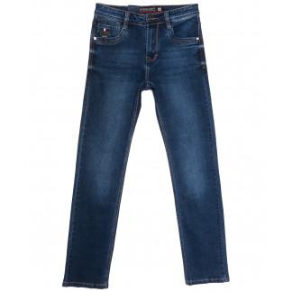 9342 Baron джинсы мужские синие весенние стрейчевые (30-38, 8 ед.) Baron: артикул 1105712