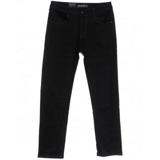 0209 G-Max джинсы мужские полубатальные черные весенние стрейчевые (32-38, 8 ед.) G-Max: артикул 1105713