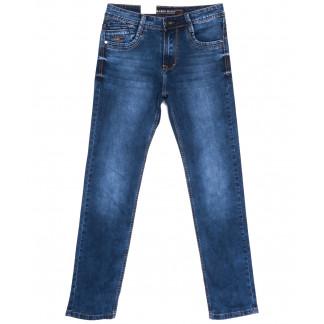 9368 Baron джинсы мужские синие весенние стрейчевые (30-38, 8 ед.) Baron: артикул 1105716