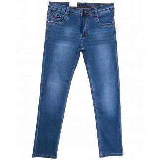 9393 Baron джинсы мужские батальные синие весенние стрейчевые (34-38, 8 ед.) Baron: артикул 1105718