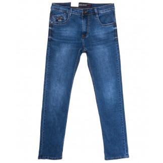 9378 Baron джинсы мужские полубатальные синие весенние стрейчевые (33-38, 8 ед.) Baron: артикул 1105720