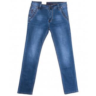 9382 Baron джинсы мужские синие весенние стрейчевые (30-38, 8 ед.) Baron: артикул 1105723