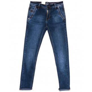 9361 Baron джинсы мужские молодежные синие весенние стрейчевые (28-36, 8 ед.) Baron: артикул 1105730