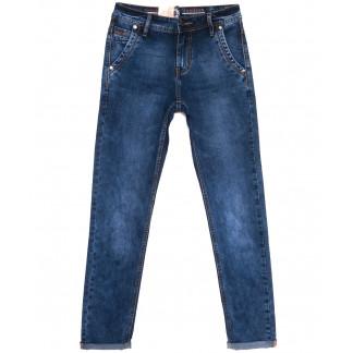 9359 Baron джинсы мужские молодежные синие весенние стрейчевые (27-34, 8 ед.) Baron: артикул 1105732