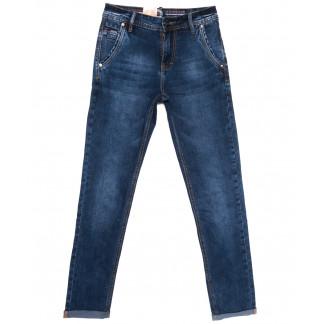9360 Baron джинсы мужские молодежные синие весенние стрейчевые (27-34, 8 ед.) Baron: артикул 1105733