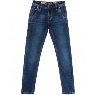 9242 Baron джинсы мужские молодежные синие весенние стрейчевые (27-34, 8 ед.) Baron: артикул 1105734
