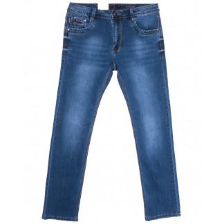 9392 Baron джинсы мужские полубатальные синие весенние стрейчевые (33-38, 8 ед.) Baron: артикул 1105735