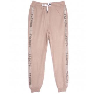 2378 пудра Saint Wish брюки женские спортивные весенние стрейчевые (M-3XL, 5 ед.) Saint Wish: артикул 1105785