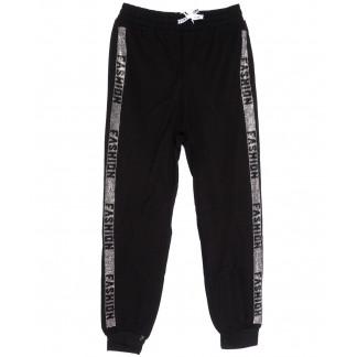 2378 черные Saint Wish брюки женские спортивные весенние стрейчевые (M-3XL, 5 ед.) Saint Wish: артикул 1105786