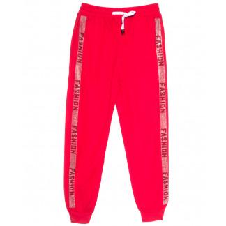2378 красные Saint Wish брюки женские спортивные весенние стрейчевые (M-3XL, 5 ед.) Saint Wish: артикул 1105787