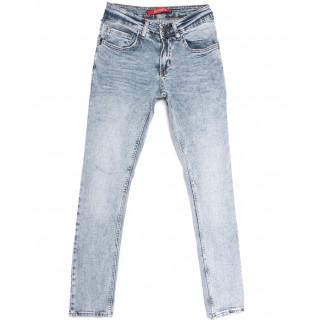 0307 Snow wash blue Sparta джинсы мужские молодежные синие весенние стрейчевые (28-34, 7 ед.) Sparta: артикул 1105834