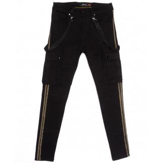 5797 Pro Diesel джинсы мужские стильные черные весенние стрейчевые (29-36, 8 ед.) Pro Diesel: артикул 1105835