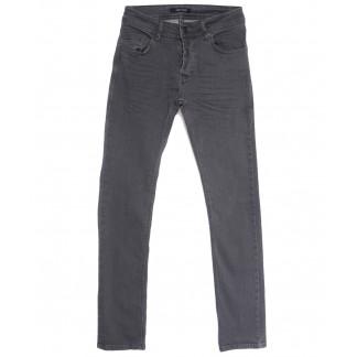 5130 Jack Kevin джинсы мужские серые весенние стрейчевые (29-38, 8 ед.) Jack Kevin: артикул 1105853