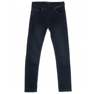 5059 Jack Kevin джинсы мужские темно-синие весенние стрейчевые (29-38, 8 ед.) Jack Kevin: артикул 1105855