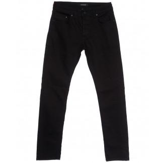 0130 Jack Kevin джинсы мужские черные весенние стрейчевые (29-38, 8 ед.) Jack Kevin: артикул 1105857