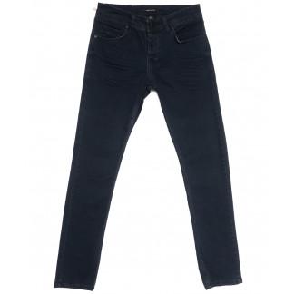 0159 Jack Kevin джинсы мужские темно-синие весенние стрейчевые (29-38, 8 ед.) Jack Kevin: артикул 1105866